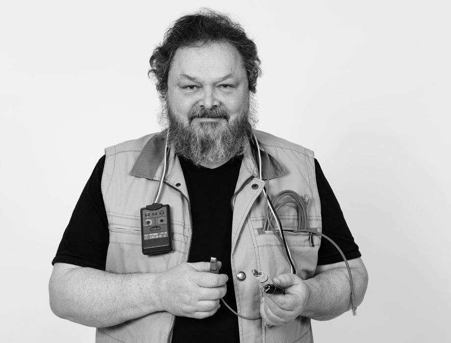 Arturs Vilcāns – elektronikas tehniķis