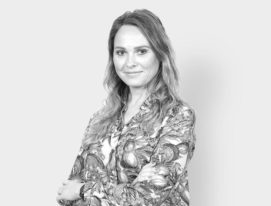 Anna Dabra – reklāmas projektu vadītāja